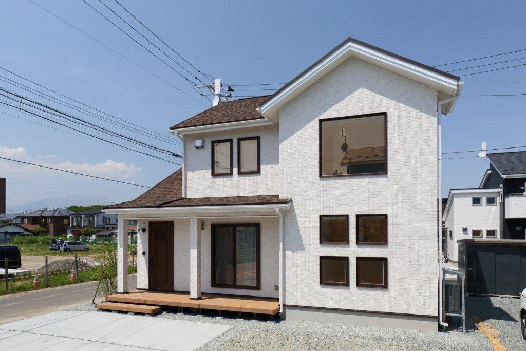 盛岡市青山建売モデル住宅