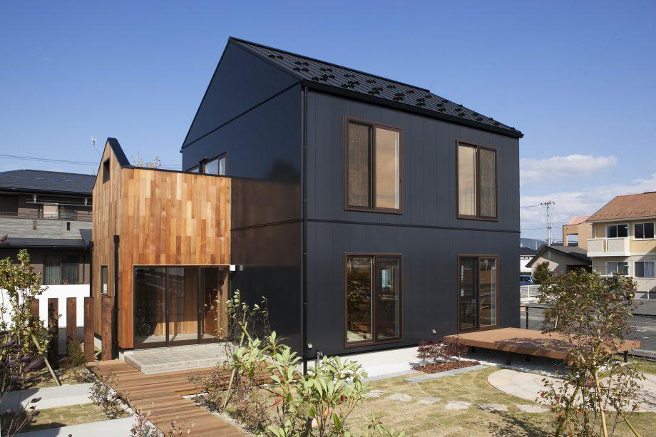 ハウスM21 向中野モデルハウス 写真「外観」