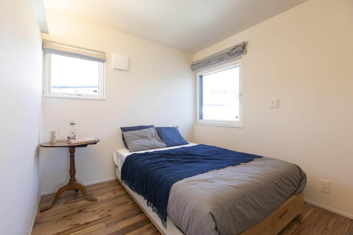 ハウスM21 盛岡市高松建売住宅 寝室写真
