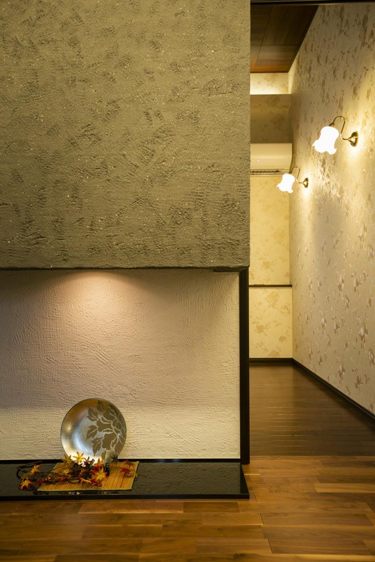 ハウスM21「「自分らしく」暮らす、もてなす」客間写真