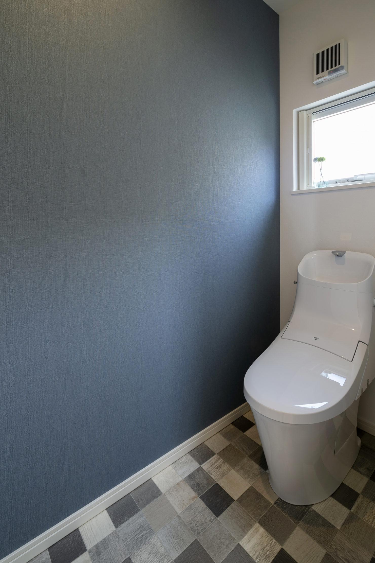 ハウスM21 盛岡市黒石野建売住宅 トイレ写真