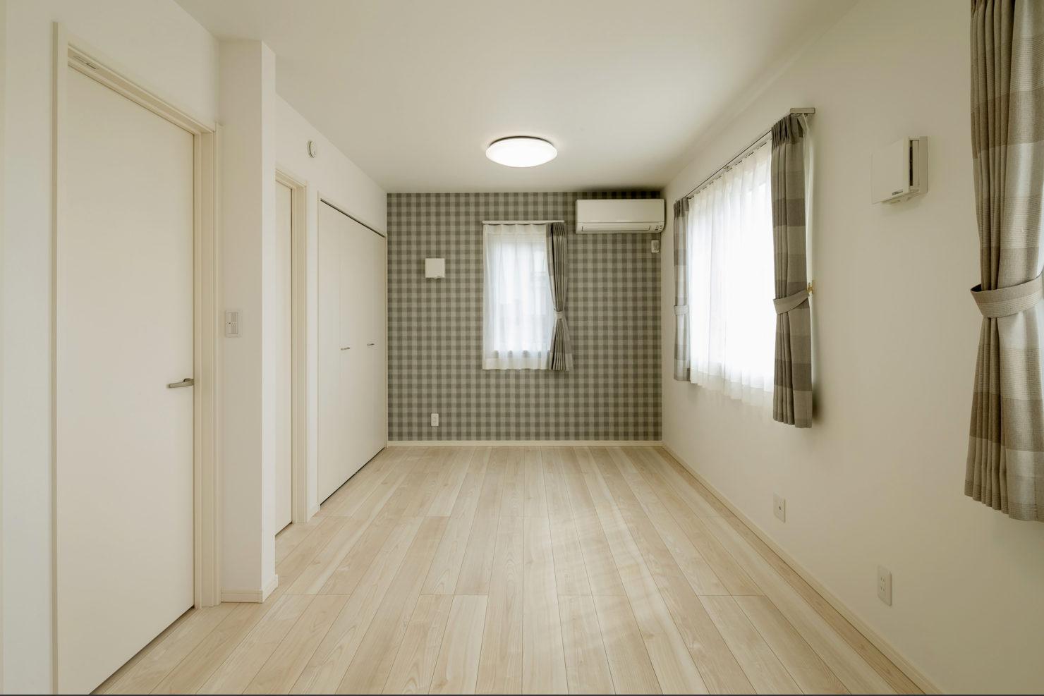 ハウスM21 盛岡市黒石野建売住宅 子供室写真
