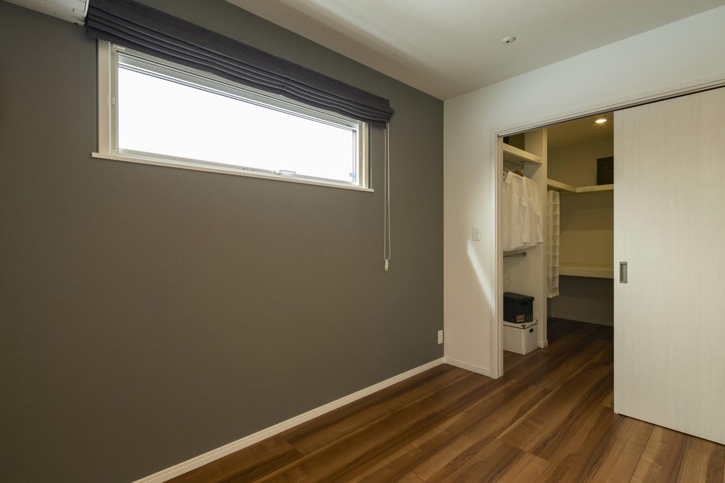 ハウスM21「子育てしやすい住まい」寝室写真