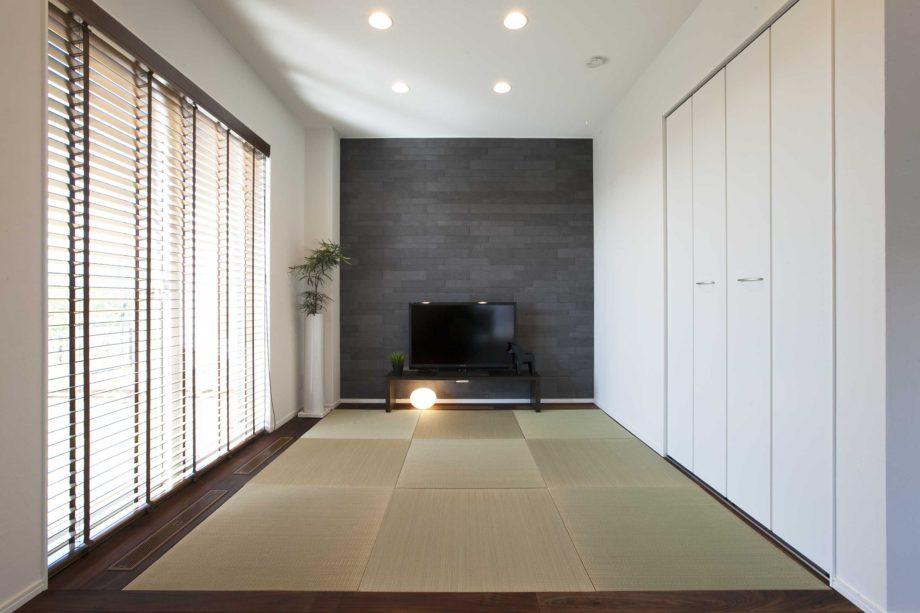 ハウスM21 向中野モデルハウス 写真「和室」