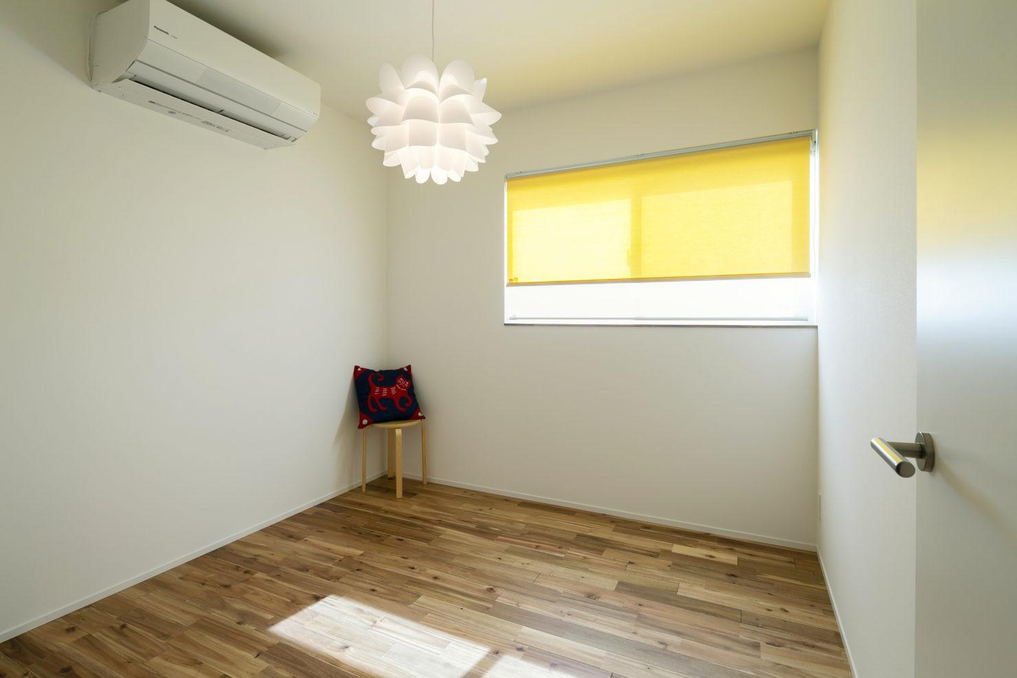 ハウスM21+archi「周囲との関係性・持続性のあるデザイン」子供室写真