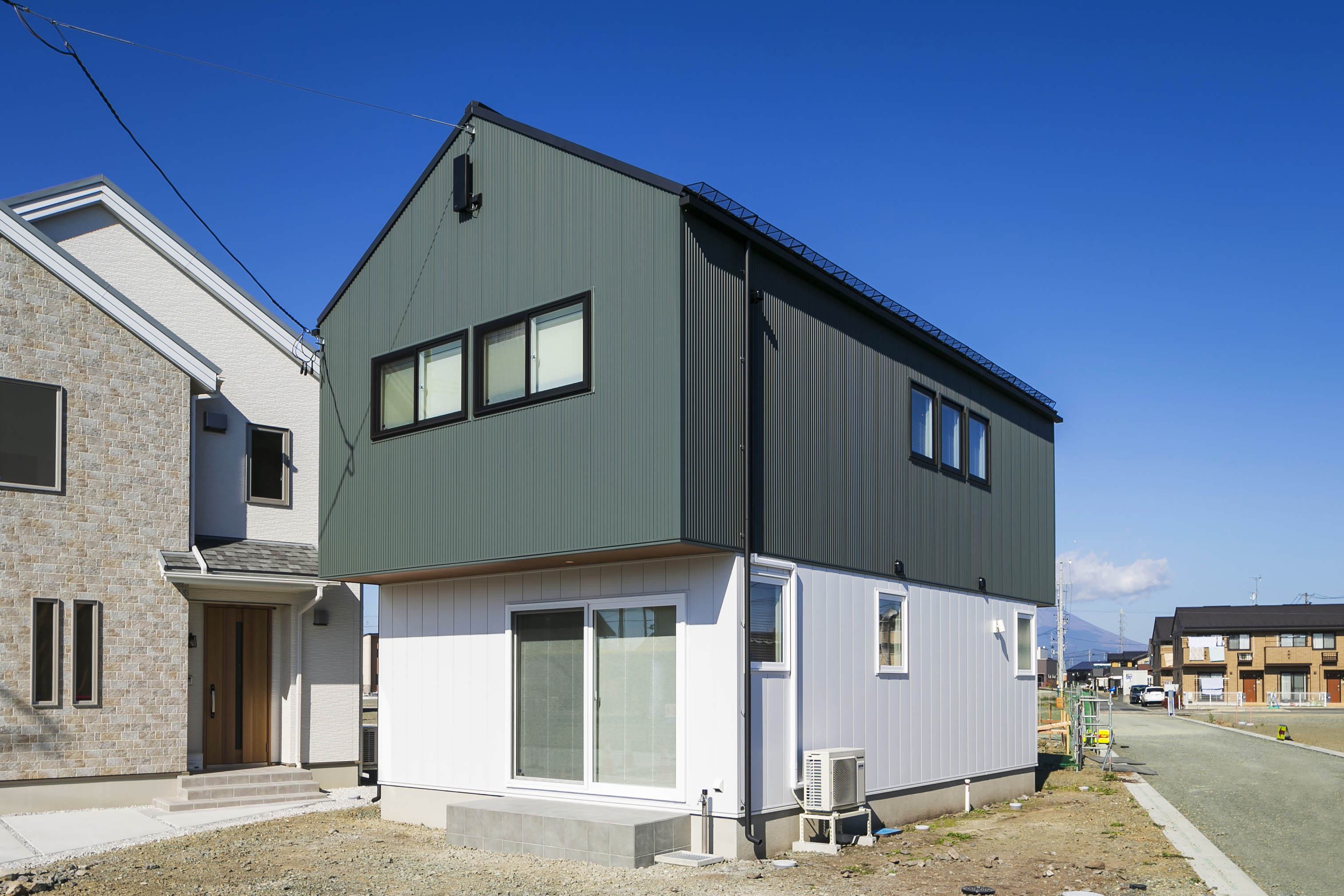 ハウスM21+archi「周囲との関係性・持続性のあるデザイン」外観写真