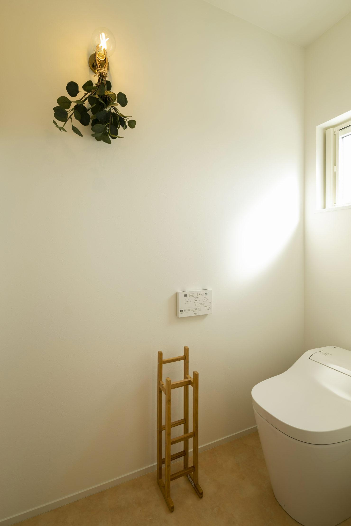 ハウスM21 北上市村崎野建売住宅 トイレ写真