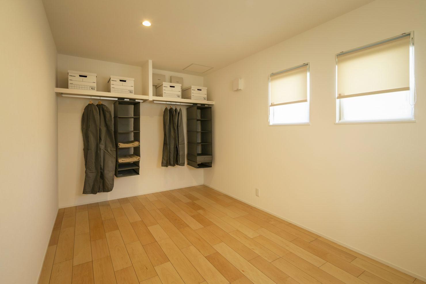 ハウスM21 北上市村崎野建売住宅 寝室写真