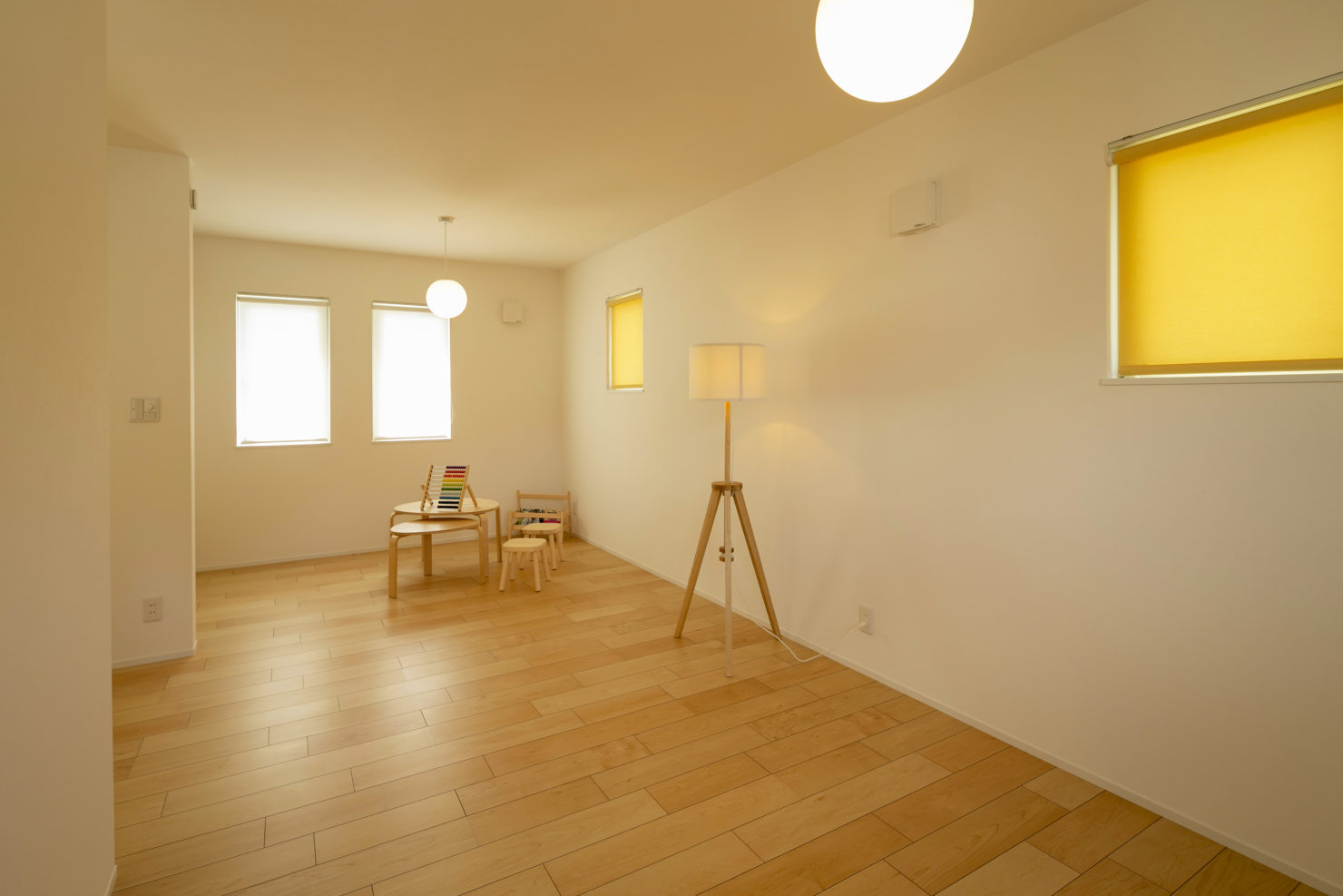 ハウスM21 北上市村崎野建売住宅 子供部屋写真
