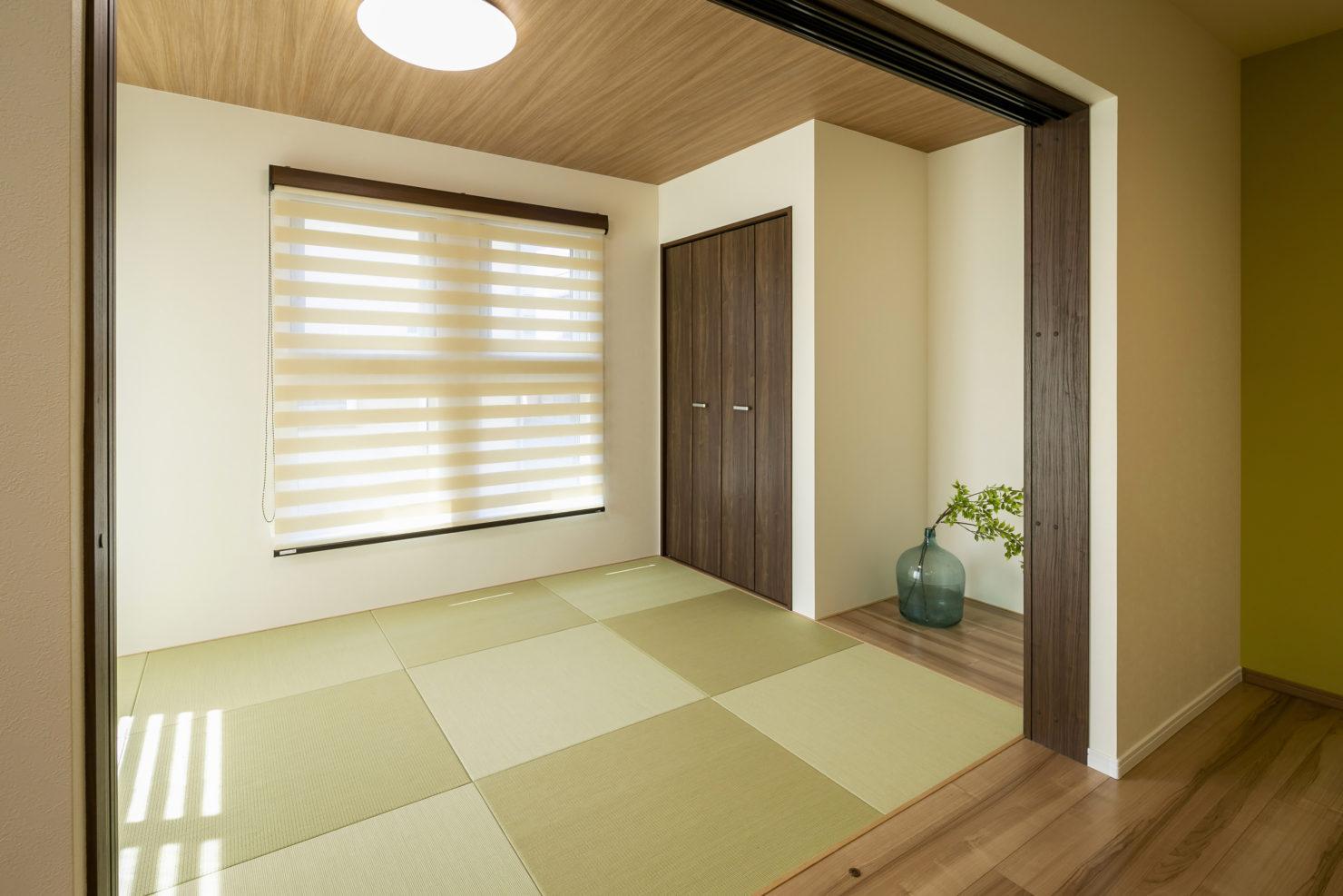 ハウスM21 施工例 和室